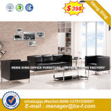1+1+3 High Quality Modern Style Office Leather Sofa (HX-S117)