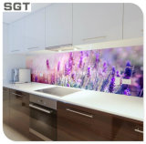 Wholesale Building Safety Tinted Glass Colored Glass Digital Printing Glass