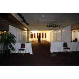Rk Clearance Price Pipe Drape System Good Quality Wedding Hall Decoration