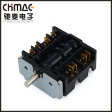 Oven Selector Function Switch with Metal Shafts