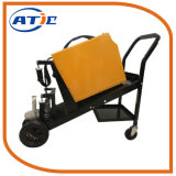 Supermarket Warehouse Transfer Cart Wholesale Hand Push Hotel Airport Luggage Cart
