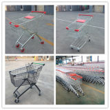 100litre Shopping Cart with 4 Inch PVC Wheel