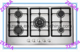 860mm Length Five Burner Built in Gas Hob (HS5817)