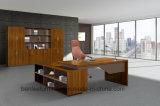 L Shape Modern Simple Office Wood Furniture Excutive Office Desk (BL-FB2009)
