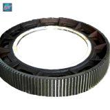 Steel Casting Heavy Duty Crank Gear
