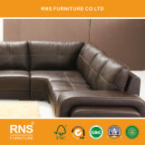 6047 Big Size Modern Home Leather Sofa