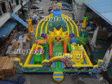 a New Inflatable Slide/ Huge Inflatable Slide / Inflatable Funcity (JOLIN2050)