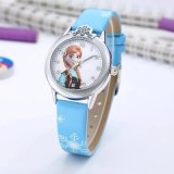 Cheaper Price Printing Watches Silicone Band Quartz Watch for Student