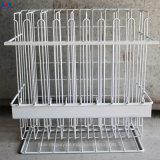 Customized Metal Storage Kitchen Wire Mesh Display Racks and Shelf