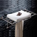 Factory Wall Mounted 304 Stainless Steel Bathroom Towel Rack