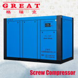 Hot Sell High Quality Low Energy Consumption 7bar -13bar 185kw-280kw Industrial Rotary Screw Air Compressor