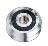 """Embroidery Machine Bearing RM2zz RM2 2RS Track Roller Bearing 3/8"""" V Groove Bearing W2 W2X"""
