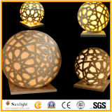 Indoor Outdoor Decoration Stone with LED Lamp