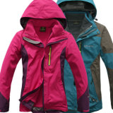 Windproof Waterproof Padded Women's Winter Jacket with Many Colors