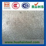 Checkered Pattern Color Coated Galvanized Steel Coil