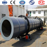 Rotary Drum Dryer for Fertilizer/Slime with Gas Burner