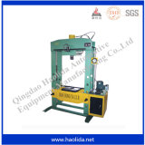 H-Frame Electric Hydraulic Oil Press Machine, Cylinder Moveable