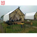 2019 New Design Luxury Safari Resort Glamping Hotel Tent 4X5m Tent