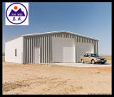 Steel Structure House/Supermarket/Warehouse/Workshop/Building with Glass Wall (TW488J)