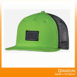 Wholesale Flat Brim Custom Snapback Mesh Cap and Hat