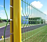 PVC Coated Galvanized Steel Fence for Garden