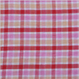 Woven Yarn Dyed Cotton Fabric for Shirts