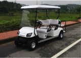 48V 4000W 6 Seats Electric Vehicle Golf Car and Cart