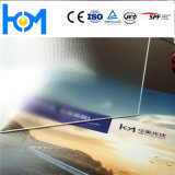 Solar Thermal Energy Glass Tempered Sheet Glass for Solar Panel