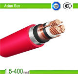 0.6/1kv Copper Conductor XLPE 16mm2 Power Electrical Cables