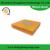 ISO9001 Manufacturer Aluminum Sheet Metal Fabrication Cover and Shell