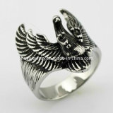Steel Jewelry with Wings Onine Black Color