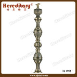 Classical Antique Brass Casting Aluminum Balustrade for Villas (SJ-B014)