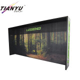 Trades Related Equipment Aluminum 3X3 Fair Stand Exhibition Booth Design