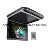 Hot Sale 10.1-17.3 Inch Car LCD Monitor Bus Flip DVD Player with TV MP5 HDMI