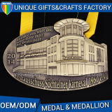 2016 Custom Gold Metal Medal for Promotional Gifts