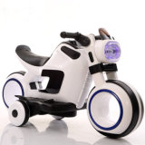 Factory Wholesale Sales, Children's Toy Electric Motorcycle, Rechargeable, LED Lighting, Can Drive, 3wheels