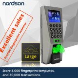 2.4 Inch TFT Color Screen Wiegand TCP/IP, RS232/485 Biometric Fingerprint Access Control