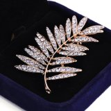 Leaves Fashion Jewelry Brooch