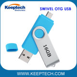 16GB OTG USB Flash Drive with Full Memory Capacity for Android Phone and PC
