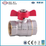 Forged Brass Water Ball Valve with T Handle