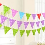 Happy Birthday Banner Decorations Banner Colorful Party Supplies for Birthday Wedding