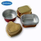 Small Takeaway Round Aluminum Foil Container
