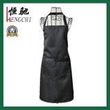 Hot Sale Printed Polyester Reusable Cooking Kitchen Apron