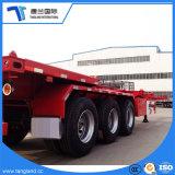 Manufacture Wholesale 3 Axles 20FT 40FT Transport Container Skeleton/Frame Transport Cargo Semi Trailer