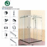 Shower Room Metal Set Stainless Steel Shower Room Enclosure