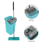Joyclean New Flat Squeeze Mop with Bucket
