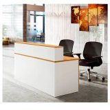 Front Beauty Salon Furniture Reception Desk Cheap Office Furniture