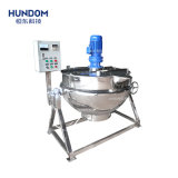 Stainless Steel Fruit Jam Jacketed Kettle/Sugar Cooking Pot