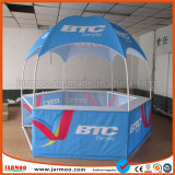 Dome Kiosk Canopy Tents Trade Show Hexagon Promotional Tent