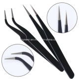 UV Gel Tips Sculpture Tweezer Stainless Picking Tool Gem Nippers